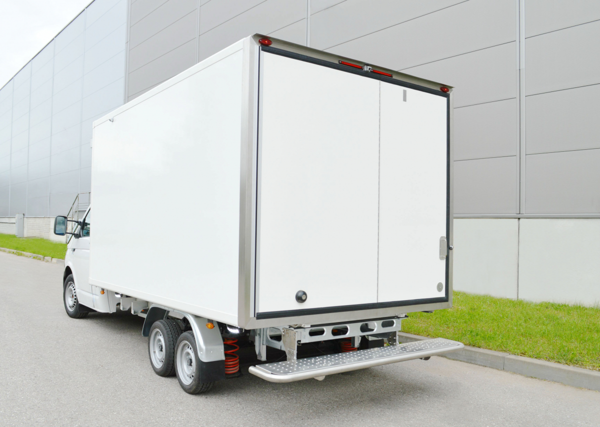 All-Electric Refrigerated Body by Carlsen Baltic