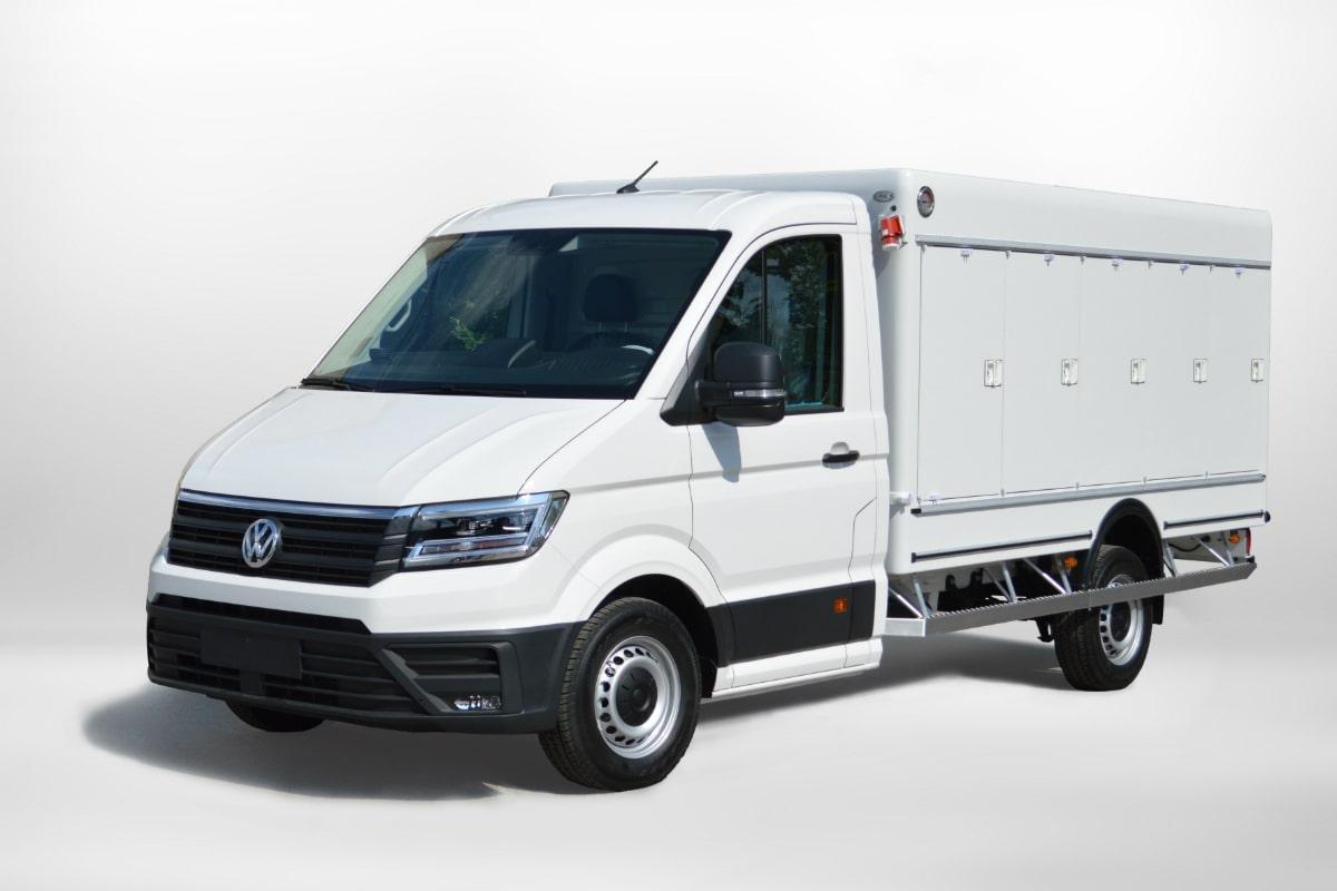 Volkswagen Crafter Kühlfahrzeug