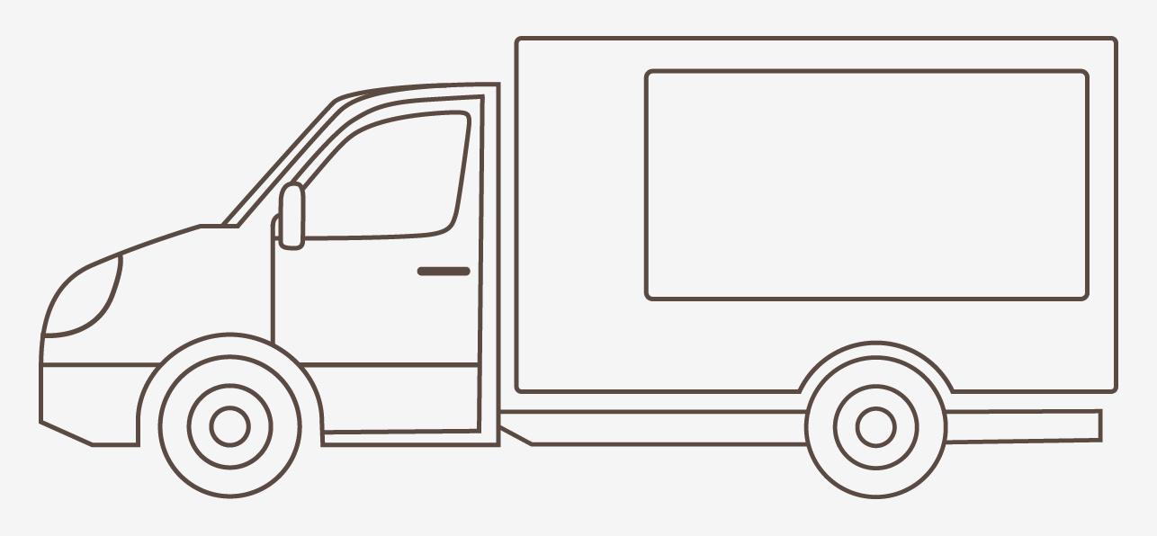 Imbissfahrzeug - Carlsen Baltic