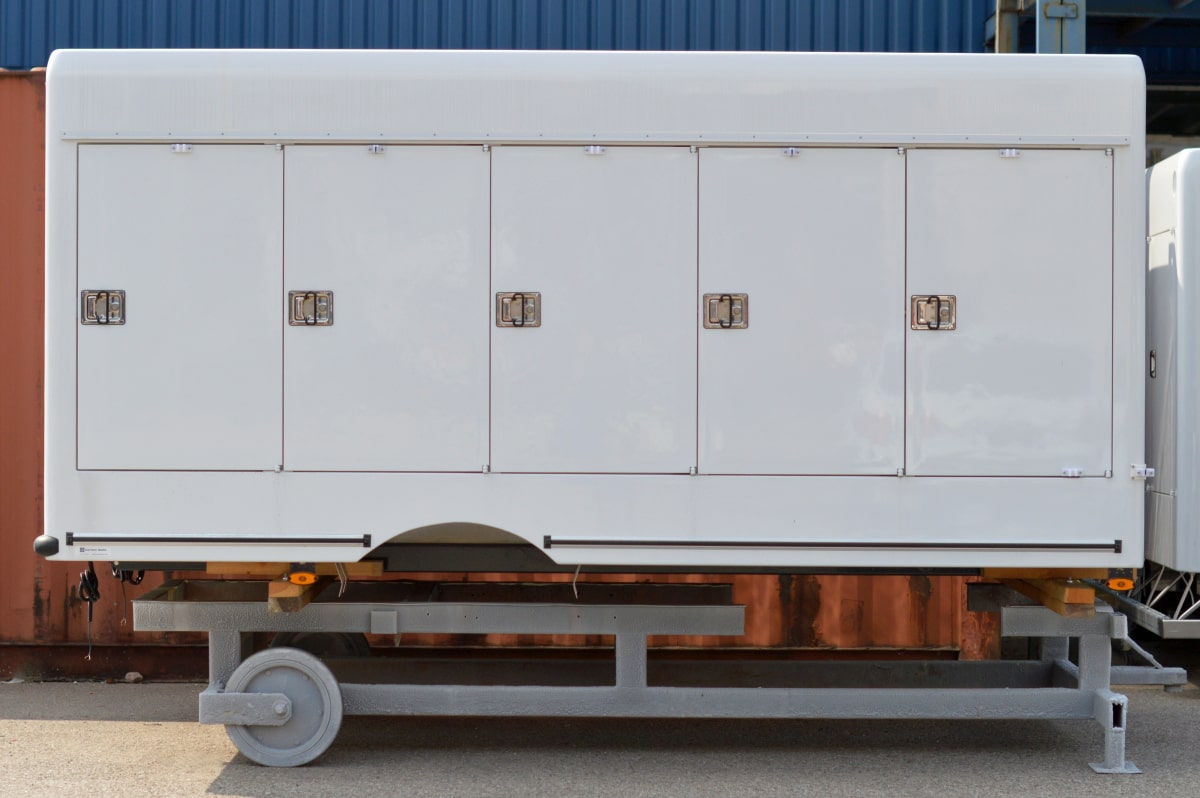Carlsen refrigerated box body