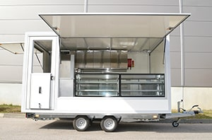 Sales Trailer for Sale